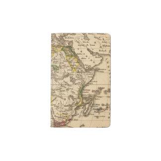 Africa 16 pocket moleskine notebook