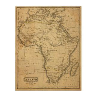 Africa 17 wood wall art