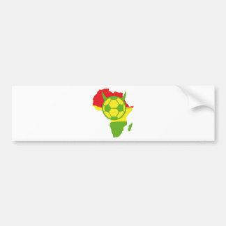 africa 2010 soccer devil bumper stickers