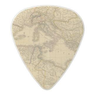 Africa 20 acetal guitar pick