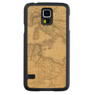 Africa 20 carved maple galaxy s5 case
