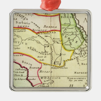 Africa 20 christmas ornament