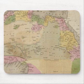 Africa 21 mouse mat
