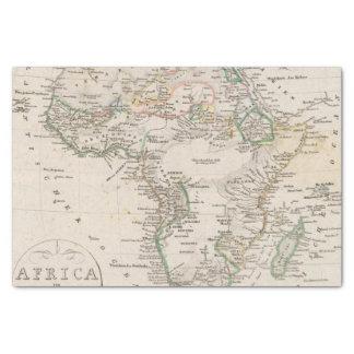 Africa 21 tissue paper