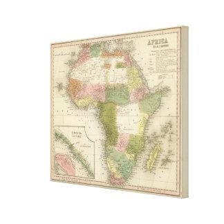 Africa 22 canvas print