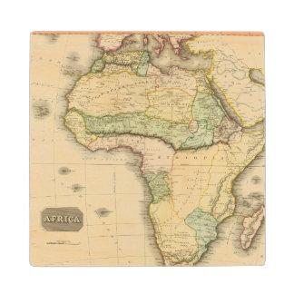 Africa 23 wood coaster