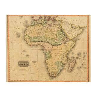 Africa 23 wood print