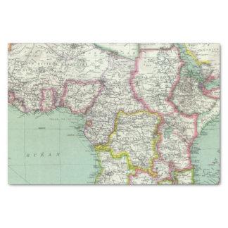 Africa 24 tissue paper