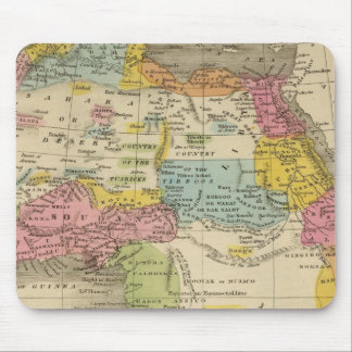 Africa 27 mouse mat