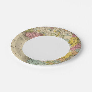 Africa 27 paper plate