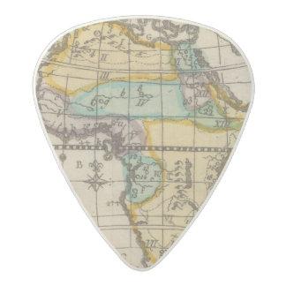 Africa 2 acetal guitar pick