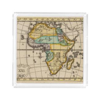 Africa 2 acrylic tray