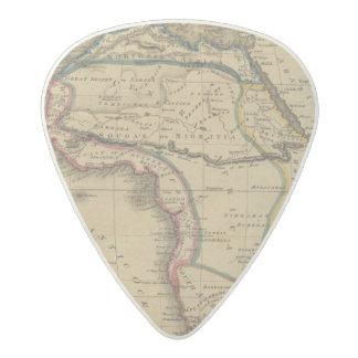 Africa 30 acetal guitar pick