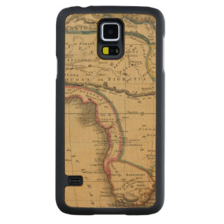 Africa 30 carved maple galaxy s5 case