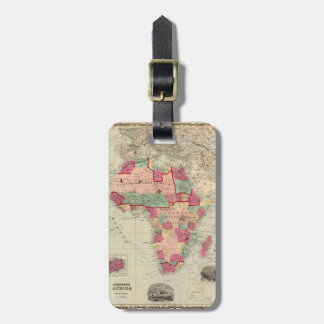 Africa 30 luggage tag