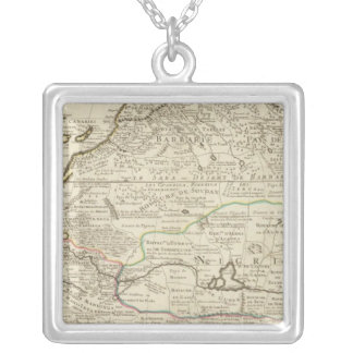 Africa 32 silver plated necklace
