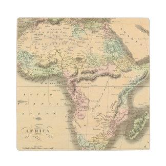 Africa 32 wood coaster