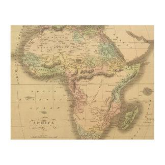 Africa 32 wood wall art
