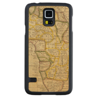 Africa 34 carved maple galaxy s5 case