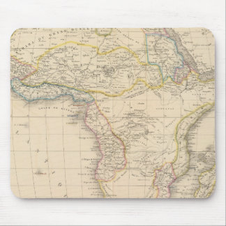 Africa 34 mouse mat