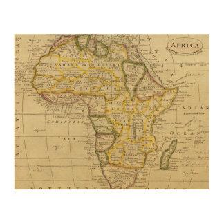 Africa 34 wood wall art