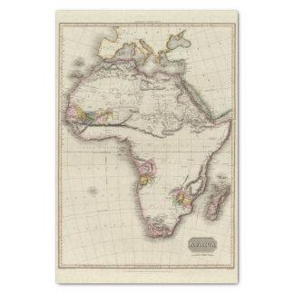 Africa 35 tissue paper