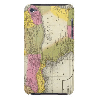 Africa 36 barely there iPod covers