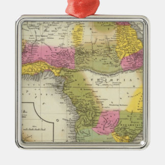 Africa 36 christmas ornament