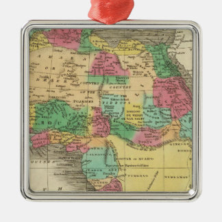 Africa 38 christmas ornament