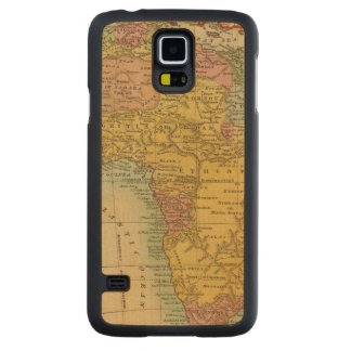 Africa 3 2 carved maple galaxy s5 case