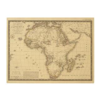 Africa 3 2 wood print