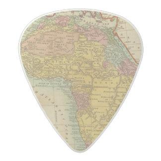 Africa 3 acetal guitar pick
