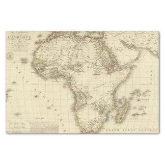 Africa 3 tissue paper