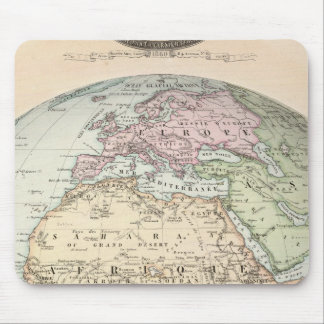 Africa 44 mouse mat