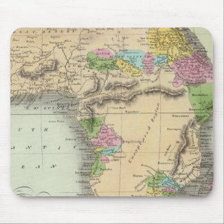 Africa 46 mouse mat