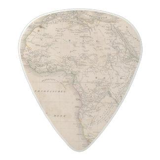 Africa 51 acetal guitar pick