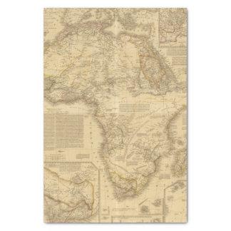 Africa 5 tissue paper