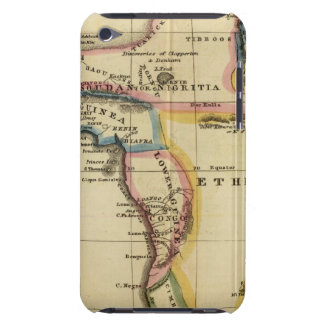 Africa 7 barely there iPod covers
