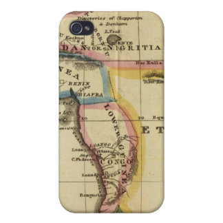 Africa 7 iPhone 4 cover