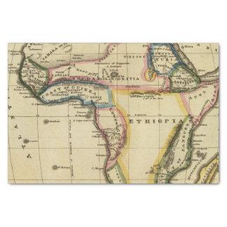 Africa 7 tissue paper