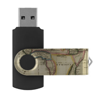 Africa 7 USB flash drive