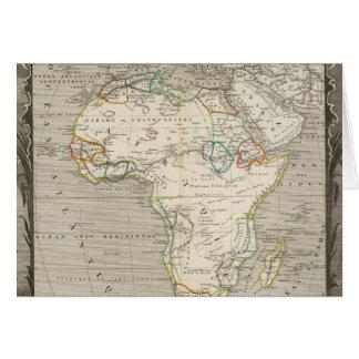Africa 8 card