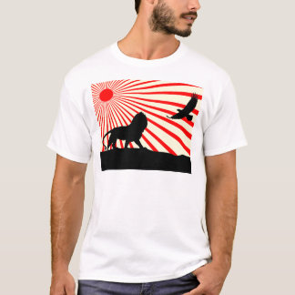 Africa abstract. T-Shirt