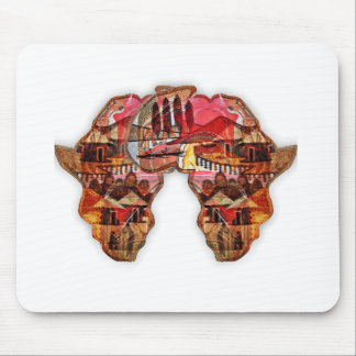 Africa Africa Mouse Pad