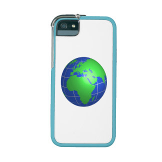Africa and Europe Globe Case For iPhone 5