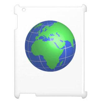 Africa and Europe Globe iPad Cover