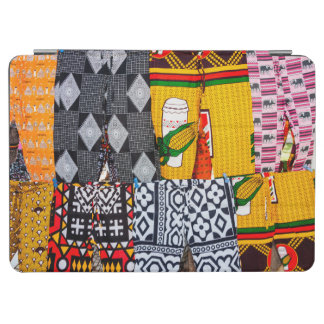 Africa, Angola, Benguela. Brightly Colored Pants iPad Air Cover