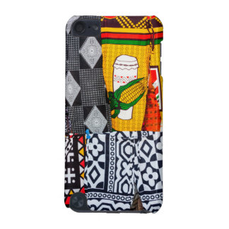 Africa, Angola, Benguela. Brightly Colored Pants iPod Touch 5G Case
