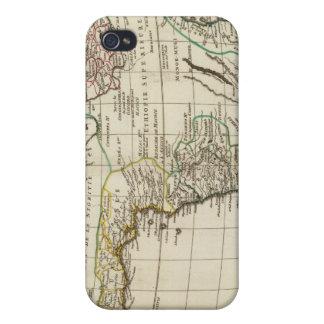 Africa Antiqua Case For iPhone 4