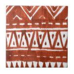 Africa art ceramic tiles